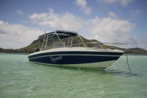 Kewer Boat